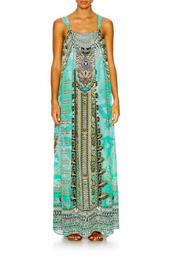 CAMILLA - TRAJE DE LUCE DRAWSTRING DRESS