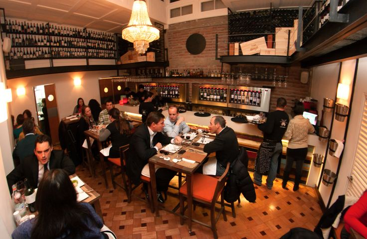 I've already knocked a few off the list - maybe will get the rest on my next trip! Top 10 Bars in Santiago, Chile | The Guardian - July 3, 2015