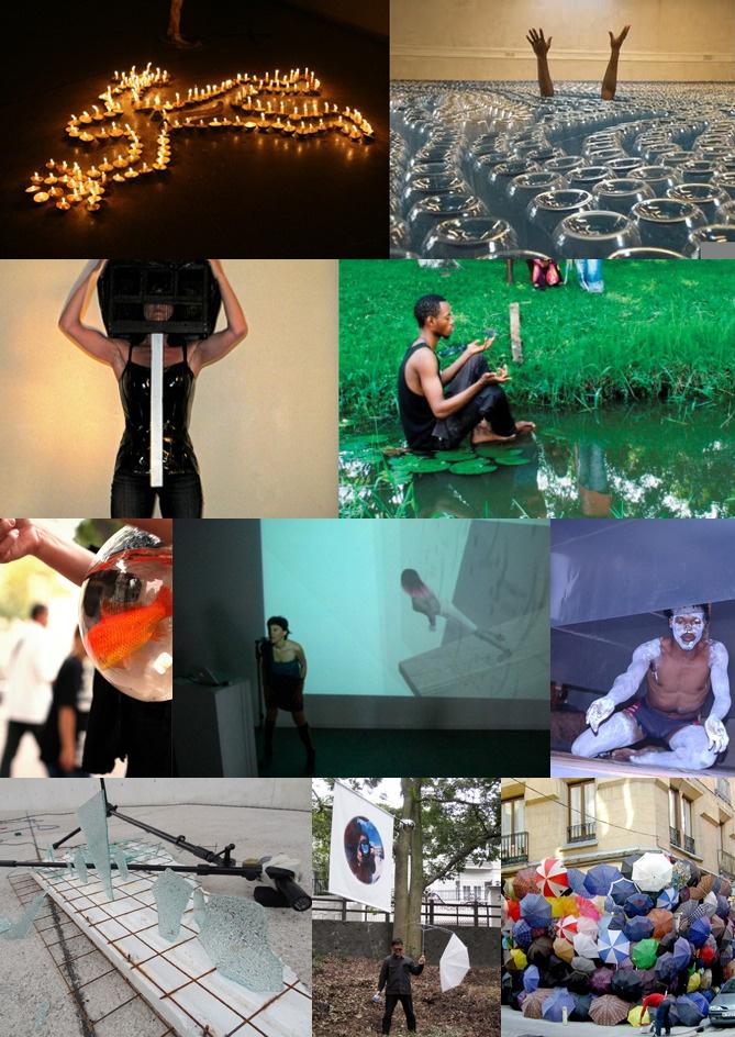 "Art Performance @  "" CRANE / Art_Tuilage 12 """