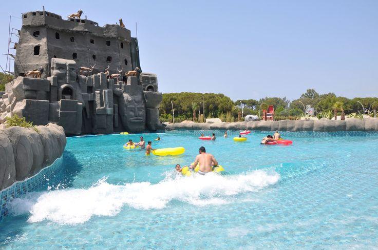 Avrupa'nın En Büyük Yüzme Havuzunu Yaptık   Günsu AŞ Havuz Proje Taahhüt ve Kimyasallar    www.gunsu.com.tr