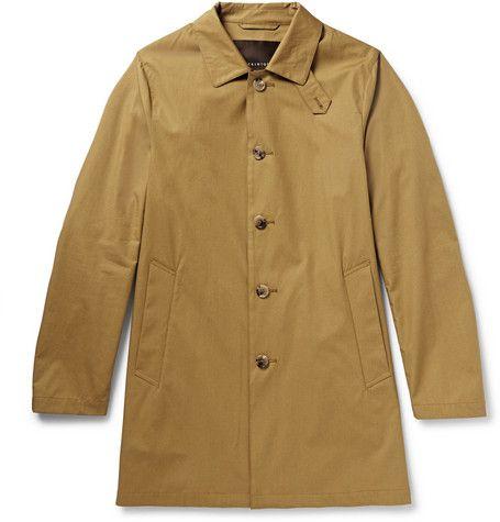 Mackintosh Laggan Cotton Rain Coat | MR PORTER