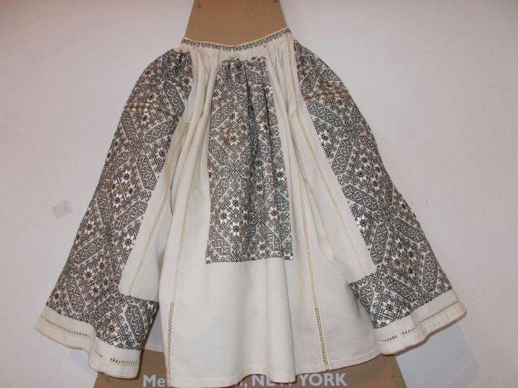 #IaAidoma - Romanian blouse