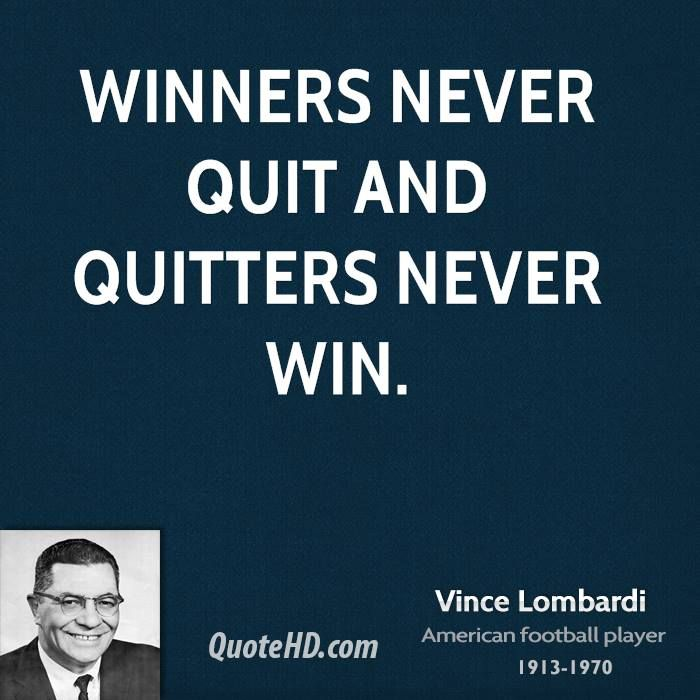 Vince Lombardi Quote: 17 Best Images About Wisdom Quotes On Pinterest
