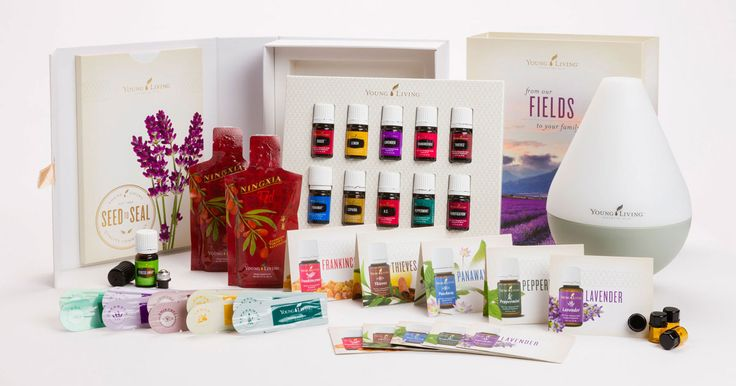 See what Young Living has to offer!