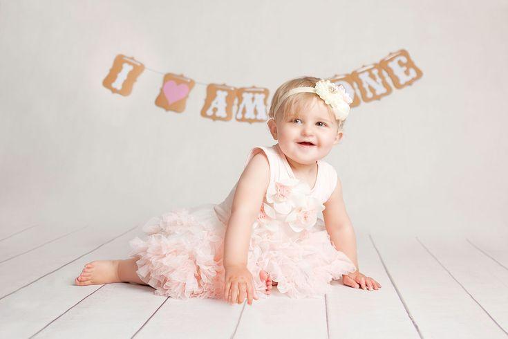 baby girl first birthday photos dublin photographer