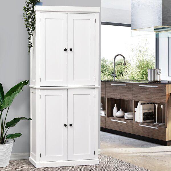 Harumi 73 Kitchen Pantry In 2020 Adjustable Shelving Kitchen Pantry Kitchen Cupboards