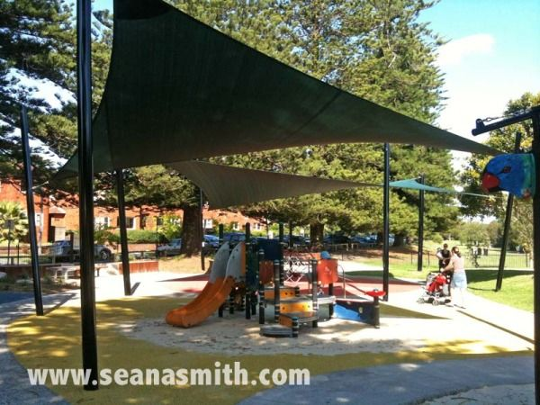 A Manly Family Favourite Lagoon Park Playground Is Close To Queenscliff Beach And Very Well Equipped Fully Fenced Fabulous