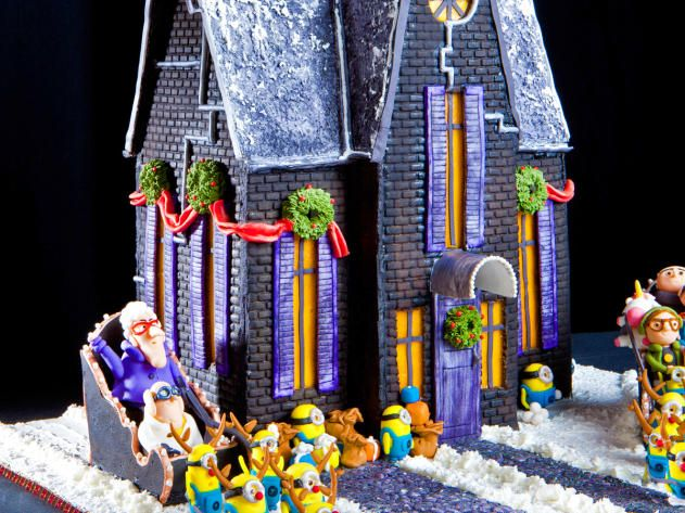 15 Gingerbread Houses You'll Want to Live Inside | Cool Houses Daily | HGTV FrontDoor Blog