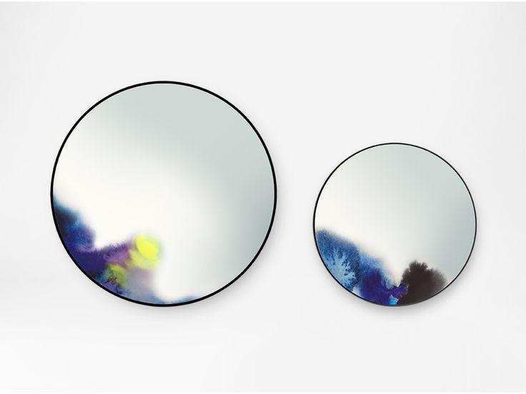 Les 25 meilleures id es de la cat gorie art mural miroir for Miroir mural fille