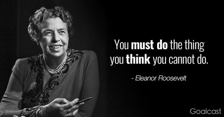 Famous Quotations By Eleanor: 334 Best Words To Live By Images On Pinterest