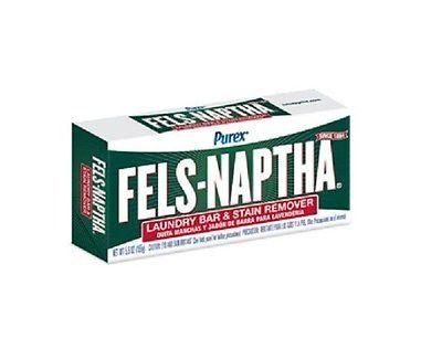 Fels Naptha Soap 5 1/2 ounce Bar