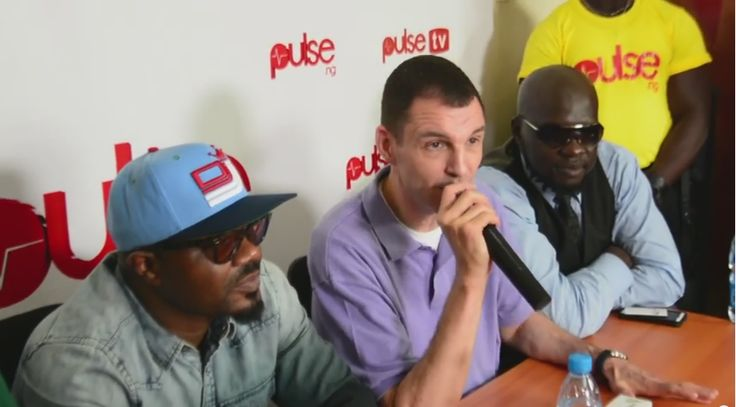 MRSHUSTLE VIDEO: PULSE NIGERIA PRESS CONFERENCE WITH TIM WESTWOOD, ELAJOE & DJ JIMMY JATT