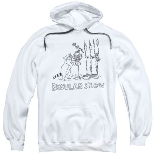 Sweatshirts and Hoodies 155200: The Regular Show Tattoo Art Pullover Hoodies For Men Or Kids -> BUY IT NOW ONLY: $31.73 on eBay!