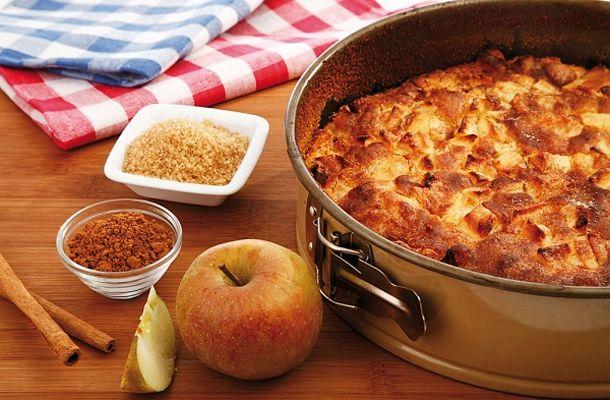 Omlós, fűszeres almás pite | femina.hu