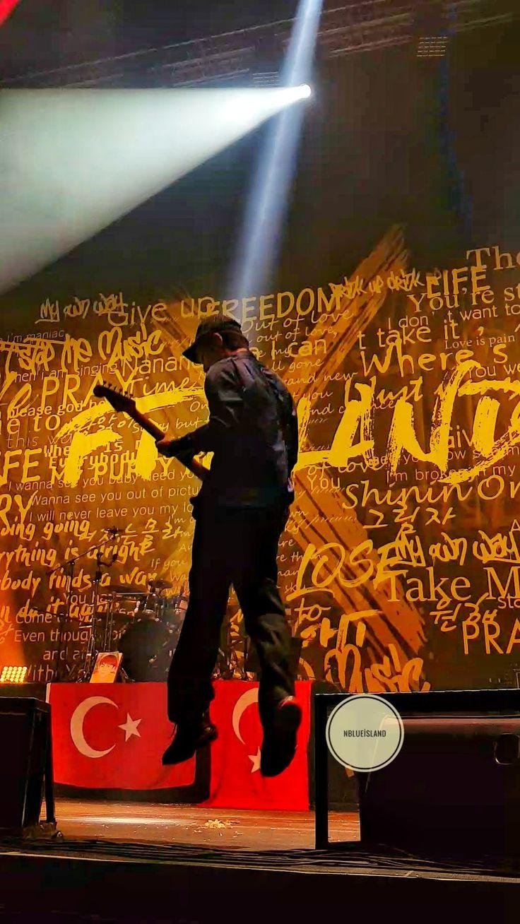 29.10.2017 FTISLAND [X] IN ISTANBUL   #FTISLAND  #FTISLAND_X_ISTANBUL #FTISLANDinISTANBUL