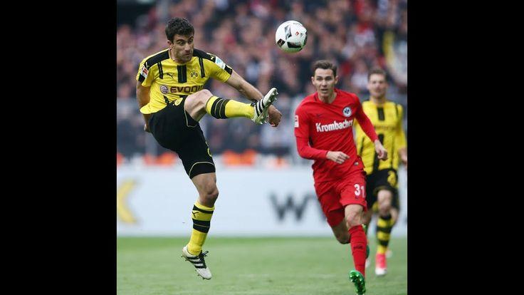 Chelsea and Arsenal both hopeful of landing Dortmund Papastathopoulos this summer