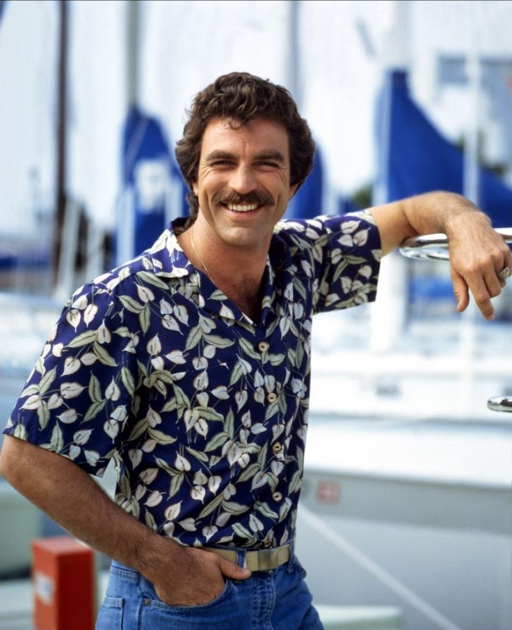 En images : Tom Selleck - Challenges.fr