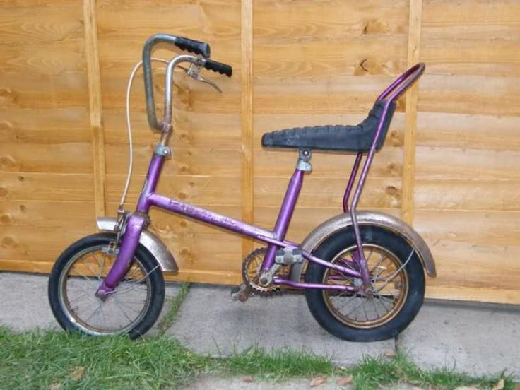 Raleigh Tomahawk. My first bike. I loved this bike