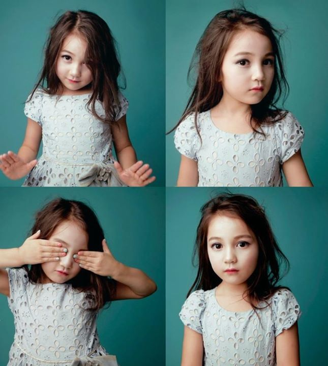 Keira Lisabeth Poulton Korean name : Kwon Danbi American- Korean