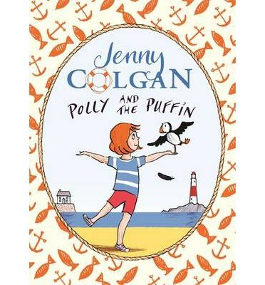 Debut children's book from bestselling adult novelist, Jenny Colgan. With gorgeous two-colour illustrations throughout, Polly is perfect for reading aloud.