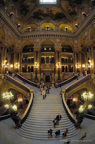 opera bastille galerie