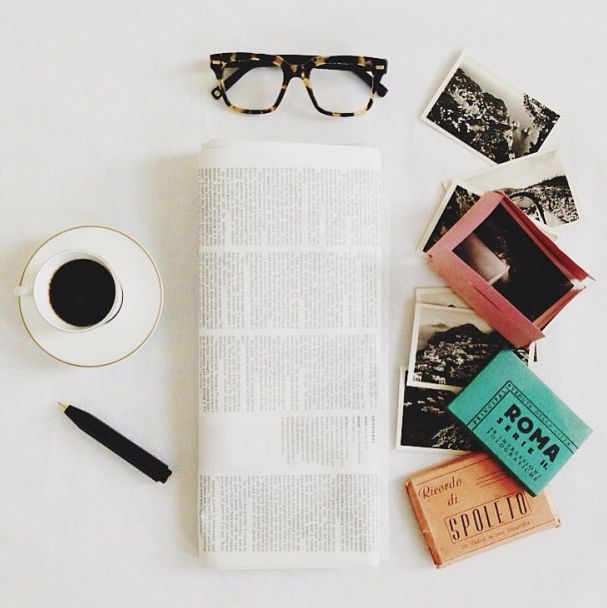 10 Stylish Instagrammers Who Wear Glasses Sara Kate Studios