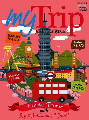 MY TRIP MARET 2016 #buku #majalah #sewabuku #sewamajalah #perpustakaan