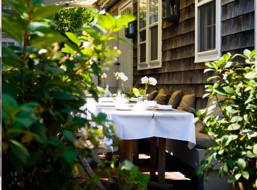 : Back Patio, Tables Sets, Company Picnics, Summer Picnics, Outside Patio, Outdoor Dinners Parties, Backyard, Small Outdoor Spaces, Gardens Parties