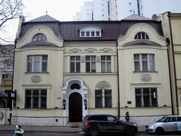Poland, Lodz, Wigury 4/6, Willa Rassalskich