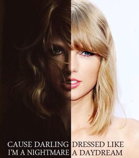 Blank Space Taylor Swift In Love With This