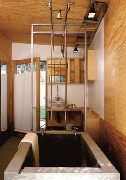 Dry Design bathroom