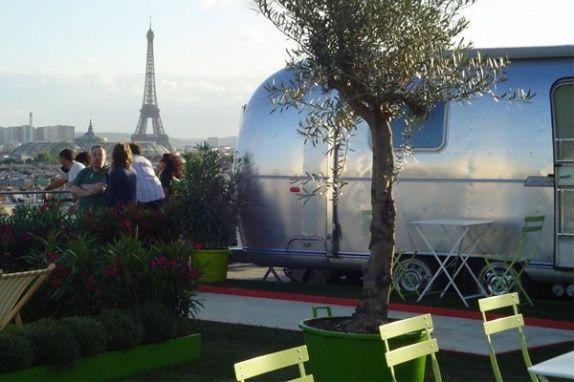 Location caravane airstream évènementiel à Paris | Réservez cette offre sur GoReception