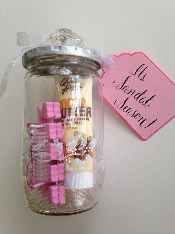 Easter,Mother's Day Gift, Teacher Gift, Shower Favor, Birthday, Gift for Teen Girl, Hand painted,Upcycled,Vintage Jar, Diva Gift, Teen Girl