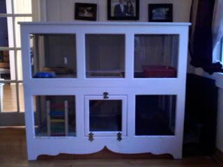 Nice-looking indoor rabbit cage? - Housing and Environment - HARE CARE - Rabbits Online Forum