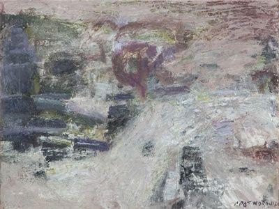 Piotr Potworowski Polish Painter ( 1898/1962)