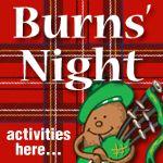 Burns' Night Activities for Children - iChild