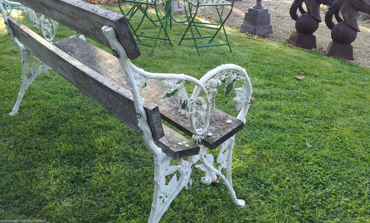 76 Best Images About Cast Iron Benches Victorian