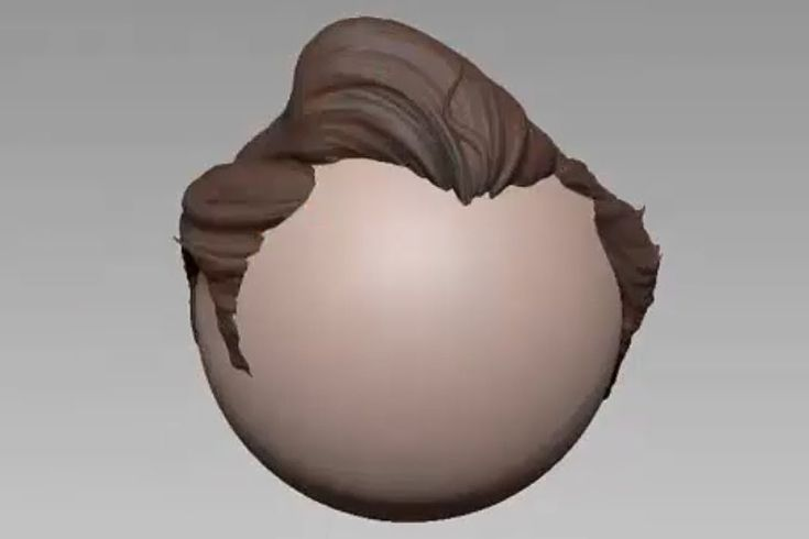 From an old hair sculpting demo for a friend. The physical sculpture tutorial in the beginning is the Amazing sculptor Andy Bergholtz. He has a great breakdo...