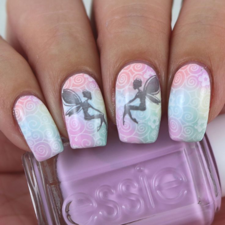 The Digit-al Dozen Does Mythical Creatures - Day Two by Olivia Jade Nails