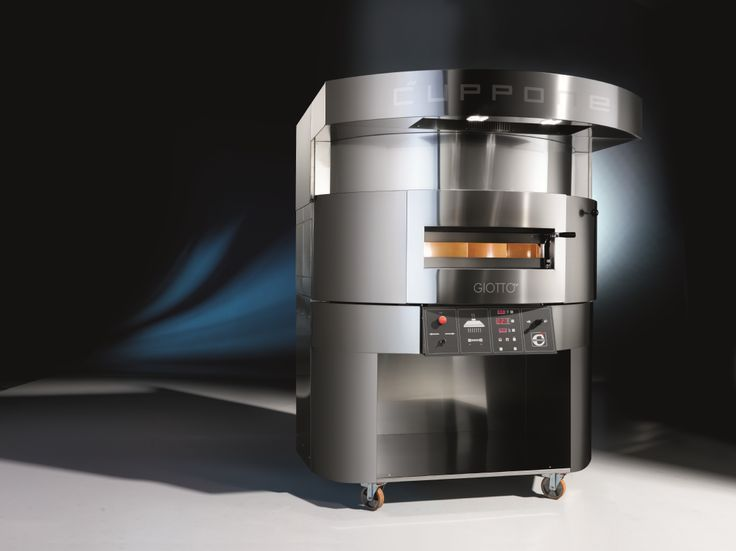 Cuppone Giotto Pizza Oven The First Electric Pizza Oven To Have A Revolving Sto Candy Electric Pizza Oven Pizza Oven Pizza Catering