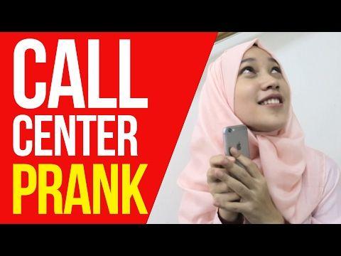 PRANK Call Center Kok Jadi Jatuh Cinta ??? - YouTube