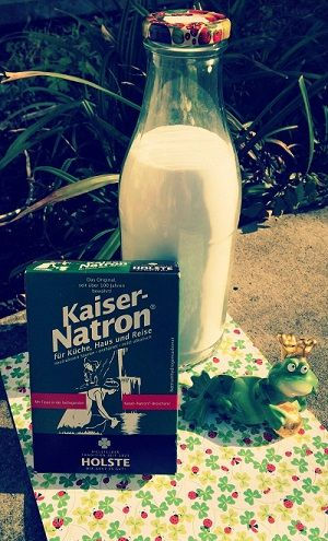 Wundermittel Natron - Heute teile ich mein absolutes Glücks-Wundermittel mit dir! Natron Pulver ist ein einfaches Hausmittel mit wundervoller Wirkung.