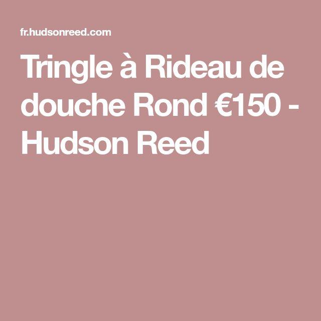 Tringle à Rideau de douche Rond €150 - Hudson Reed