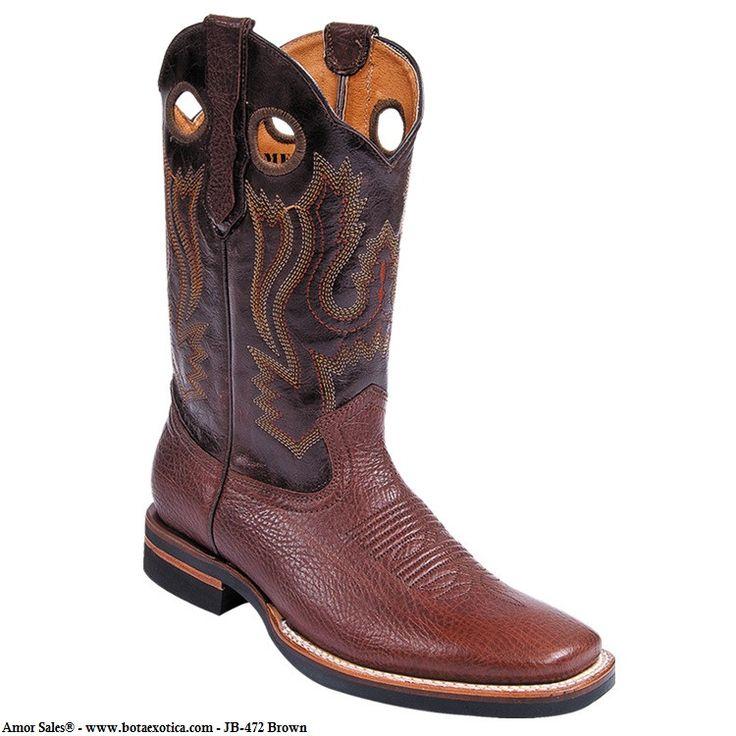 JB-472 - Botas Vaqueras Rodeo para Hombre