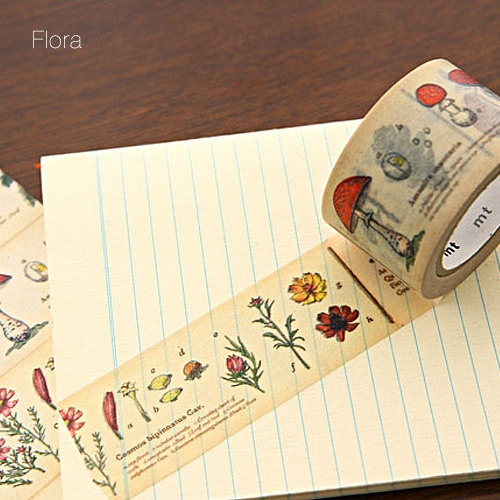 my washi tape: Vintage!