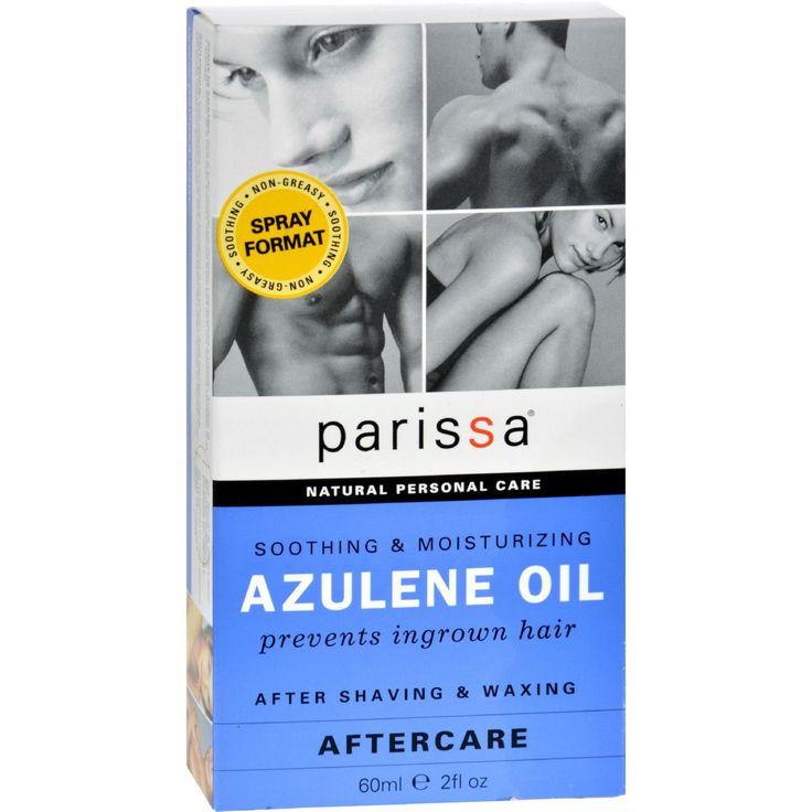 Parissa Azulene Oil After Care - 2 fl oz