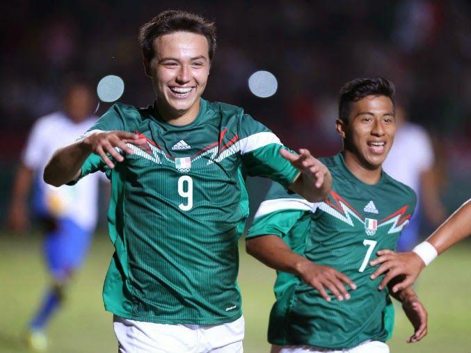 ROJIBLANCOS PRESENTES EN VICTORIA DEL TRI SUB 21 EN LOS JUEGOS CENTROAMERICANOS Selección mexicana inicia Juegos Centroamericanos con victoria. El Tri sub-21 golea 5-2 a Selección de Honduras. Erick 'Cubo' Torres colaboró con la victoria anotando dos goles.
