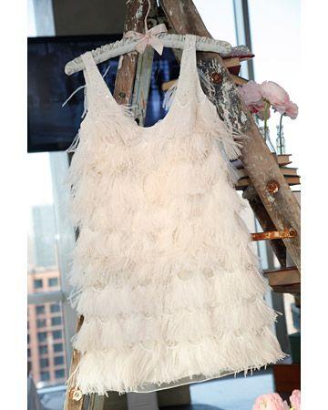 Mini Bride dress
