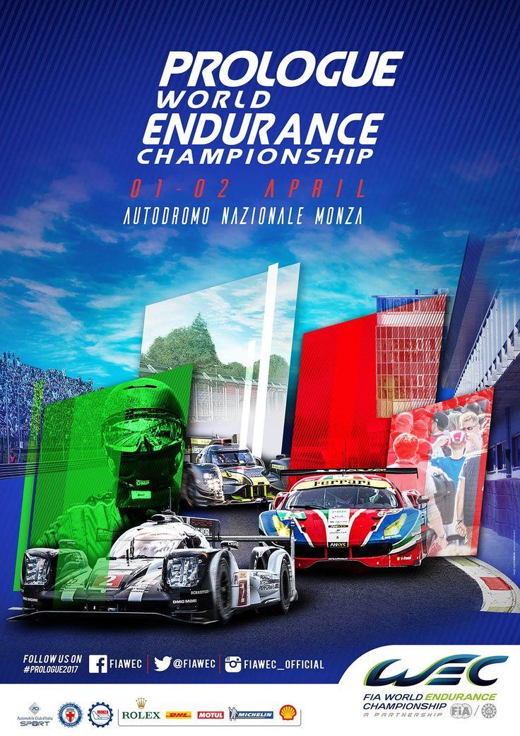 Prologue World Endurance Championship 2017 - Autodromo Nazionale Monza