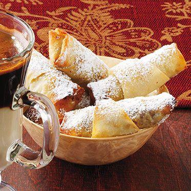 Orangen-Nuss-Röllchen (arabisches Desserts) :: Küchengötter